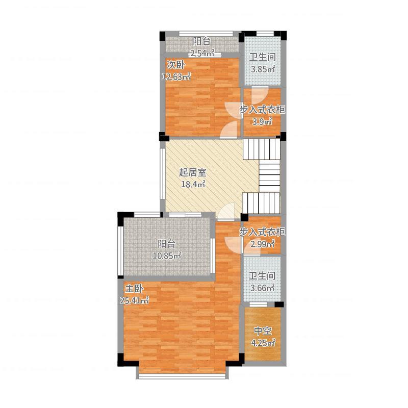 国际公馆-香榭里A4-3