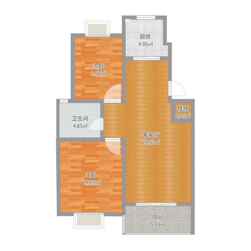 最新家装二层