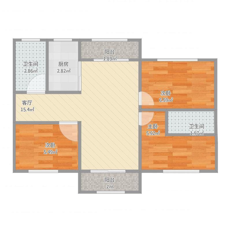 上海_汇康公寓_2016-03-31-1719