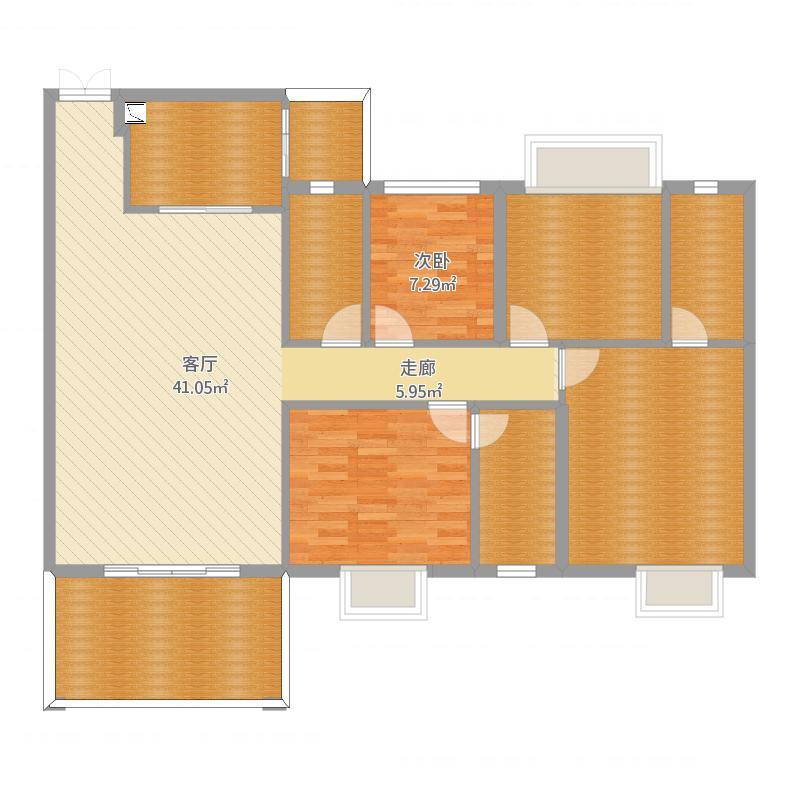 金南豪庭B605