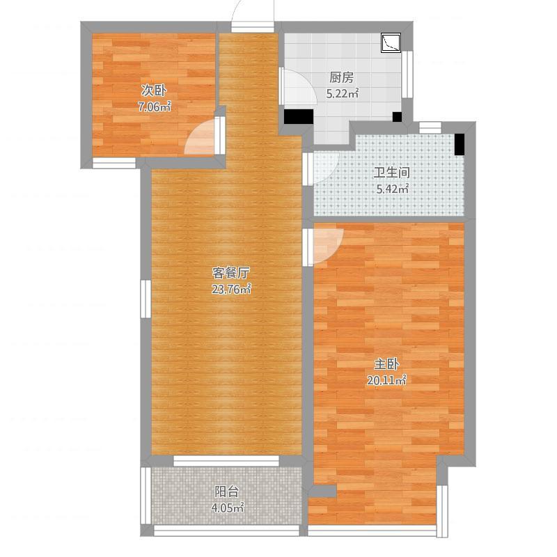 湖畔现代城115幢1单元2003室