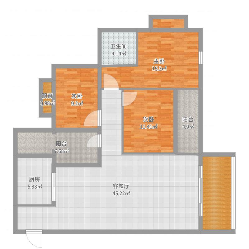 9 10 11 12楼C1,D1