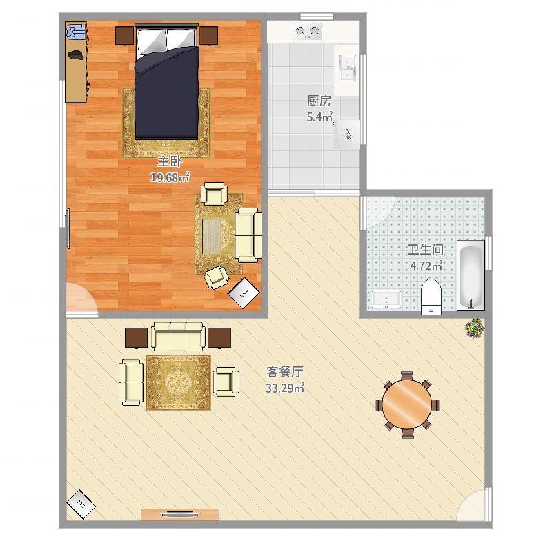 上海_赛格国际公寓_2016-04-06-1055