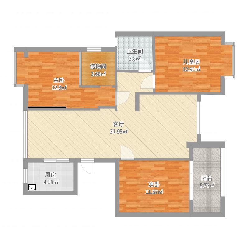 公园一号1栋1602#杨总家居设计套图