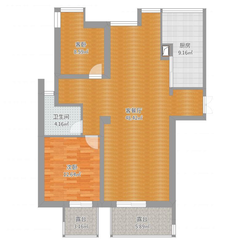 设计师认证模拟考核8楼