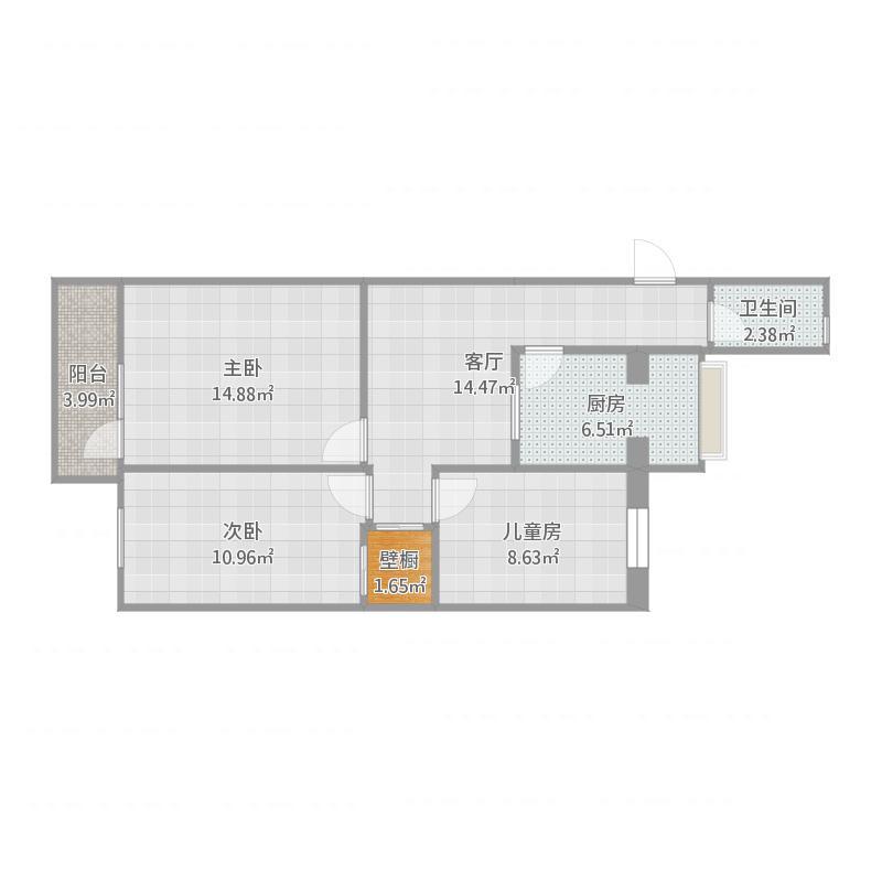 石家庄_联盟小区西雅园_2016-03-24-2233