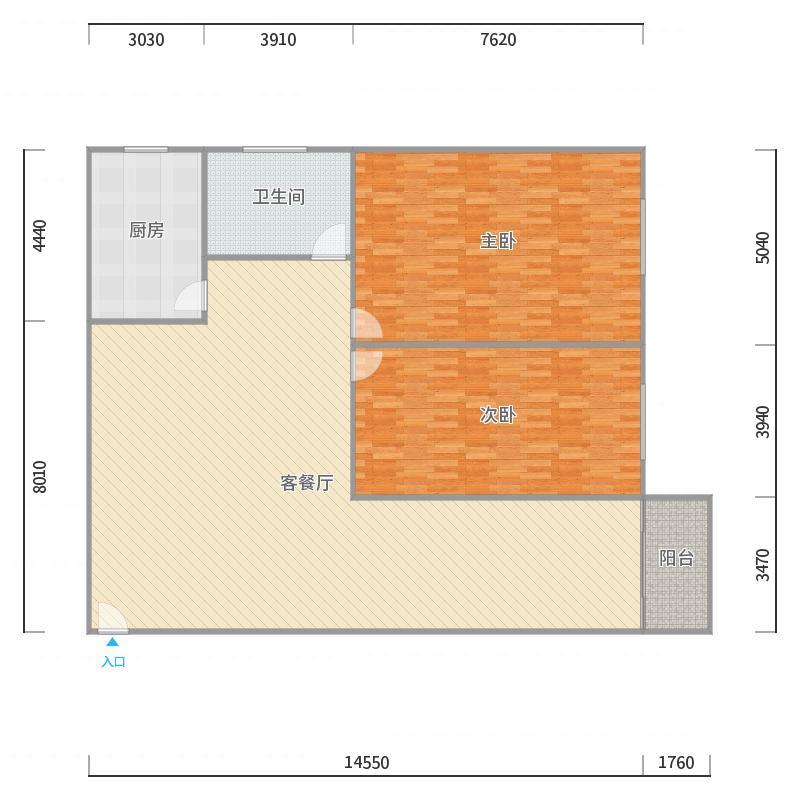 富安花园A区翠安苑B座0301