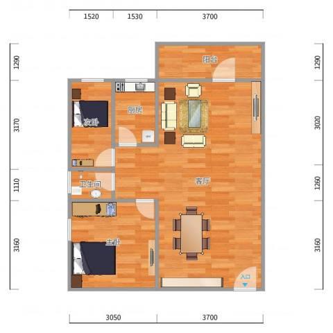 ID13490222侨诚花园冬日苑1栋1501房