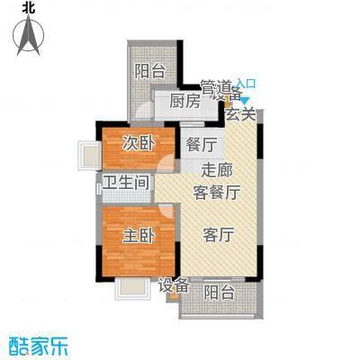 重庆_保利香槟花园B区_2016-04-25-2105