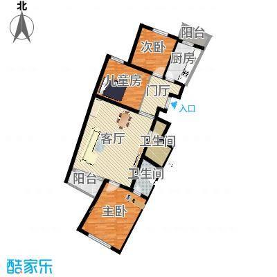 北京_立城苑小区_2016-04-26-2217