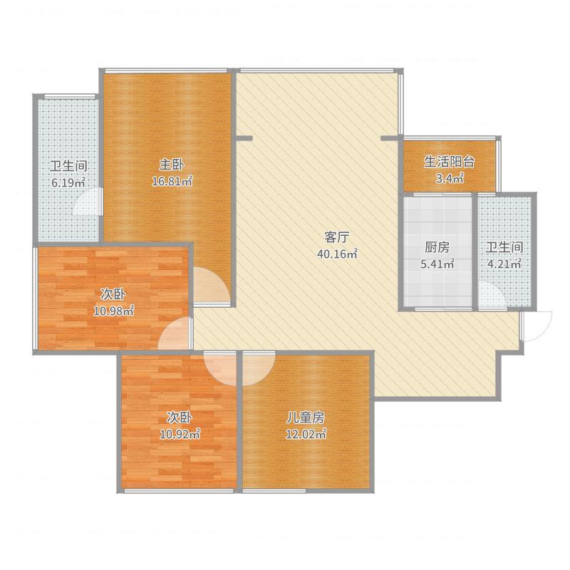 丰乐未来城4号楼2号房
