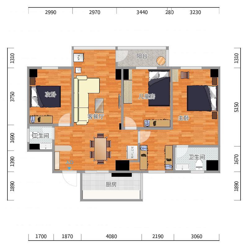 展麟大厦B901