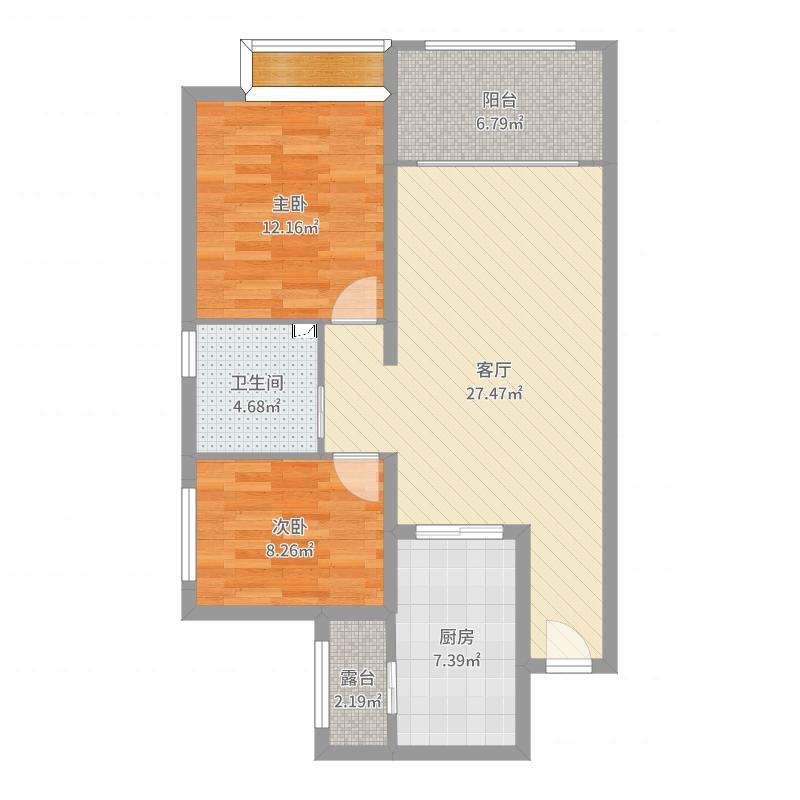 两室一厅2007_t3