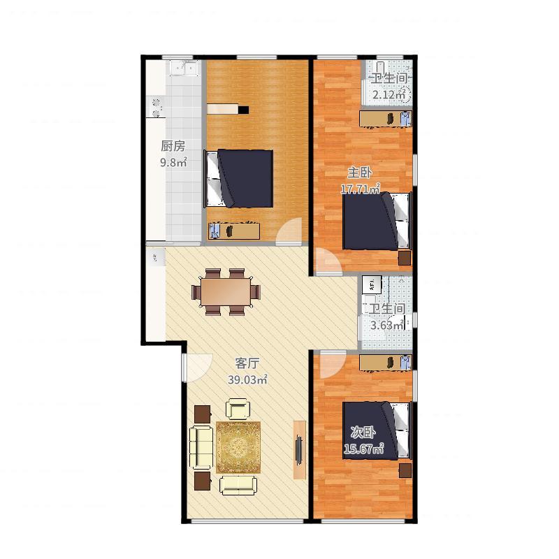 我的房型的复制方案