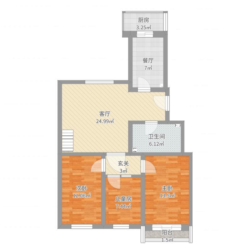 宝平景苑49号1-601