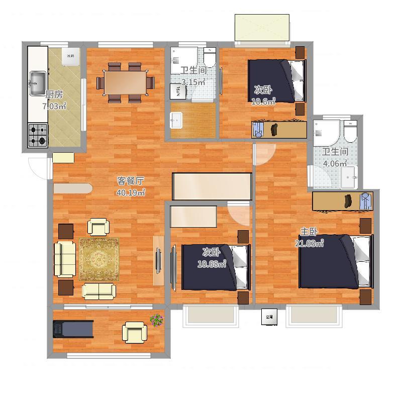 室内设计1原始图