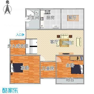 上海_中包公寓_2016-07-14-1817