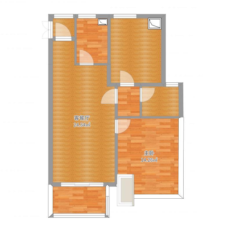 《橡树湾》设计师:卜传哲-电话18352531611