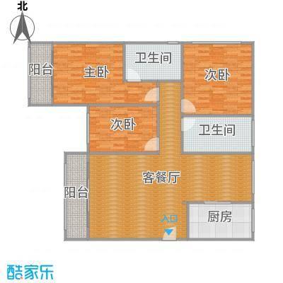 沪佳第一届设计大赛沪佳闸北店C户型-浦东店-朱刚