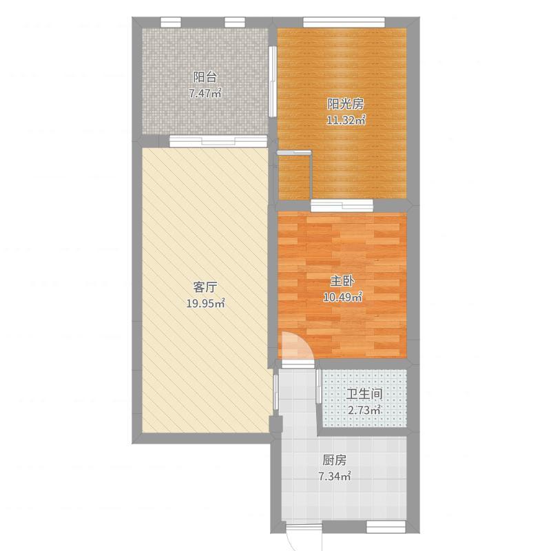 长桥四村83号103室