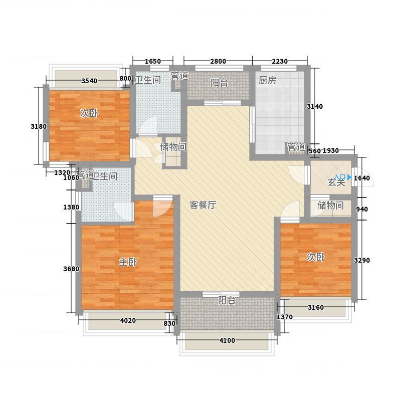 绿地21城D区公寓