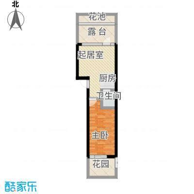 云门丽江11铂屋馆B户型10室