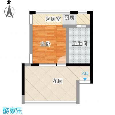 云门丽江10铂屋馆A户型10室