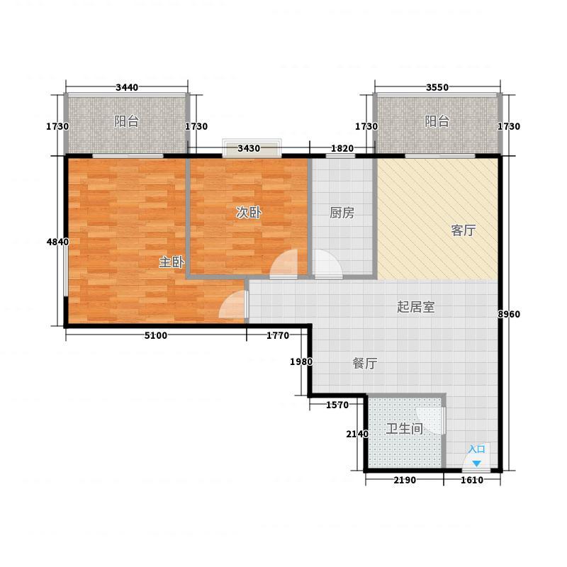 八佳花园20#楼(西城品格)