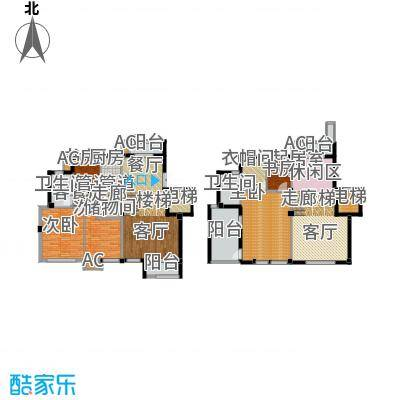 海棠湾花园186.51㎡海棠湾花园户型图洋房HY-M5室3厅2卫1厨户型5室3厅2卫1厨