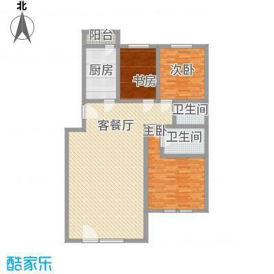 泰和尚都D1首层户型3室2厅2卫1厨