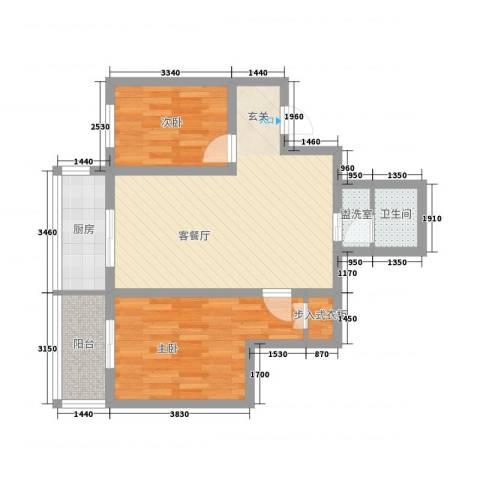 中城心岛国际公寓