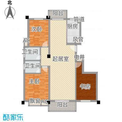 长江绿岛132.00㎡长江绿岛户型图3室户型图3室2厅2卫1厨户型3室2厅2卫1厨