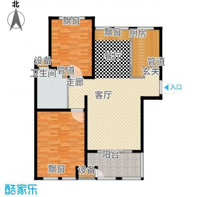 长江绿岛二期105.00㎡长江绿岛二期户型图2室户型图2室2厅1卫1厨户型2室2厅1卫1厨
