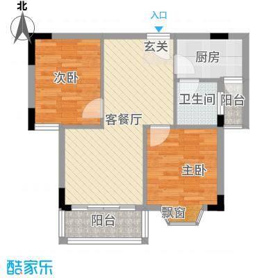 新世纪花苑新世纪花苑户型图201007240843282室1厅户型2室1厅
