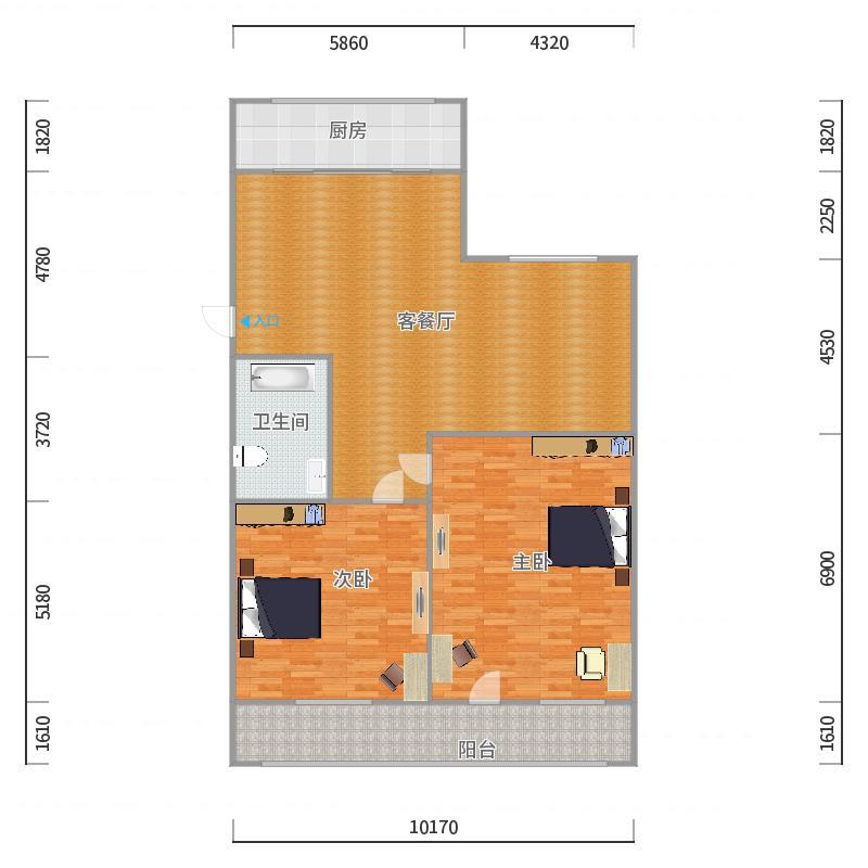 建设路单位宿舍