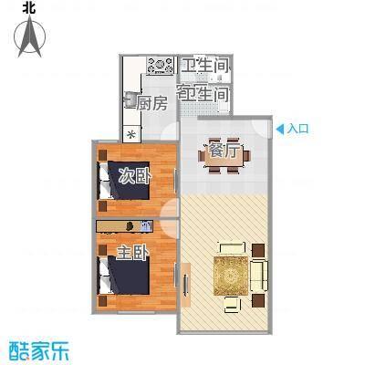 广联新苑户型图