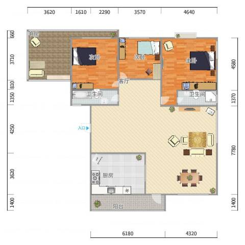 利兹城市公寓