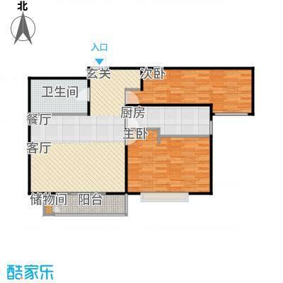 颐景蓝湾83.20㎡颐景蓝湾83.20㎡户型10室