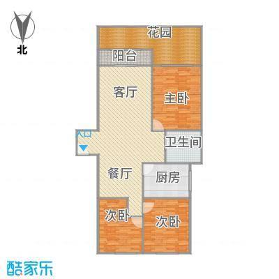 怒江新苑的户型图