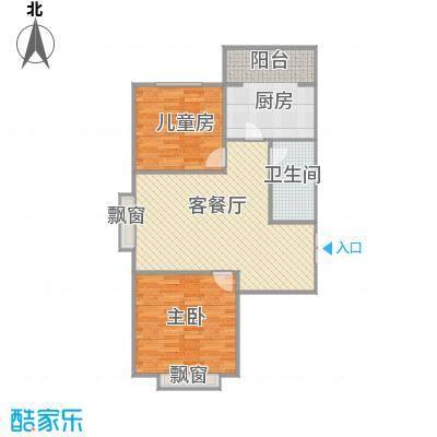 枫景湾家园3-01+改后户型