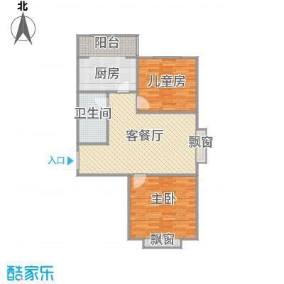 枫景湾家园3-04+改后户型