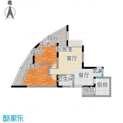 宗申・动力城动力城89.94㎡宗申动力城3-A型户型