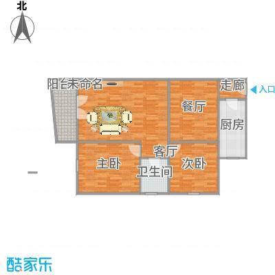 锦江花园的户型图