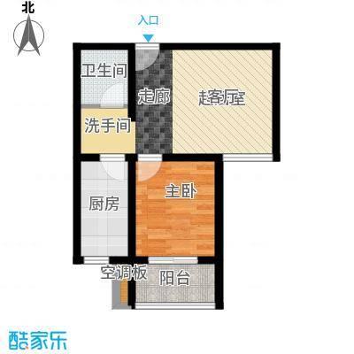 康泰苑户型