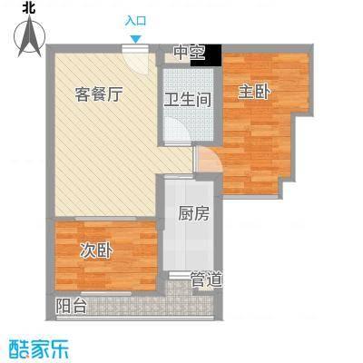 佳润云凯雅寓41.00㎡04/06/08户型