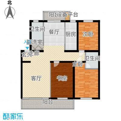 山水人家小区131.50㎡普通住宅13面积13150m户型
