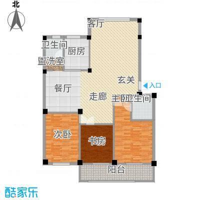 山水人家小区126.00㎡普通住宅12面积12600m户型