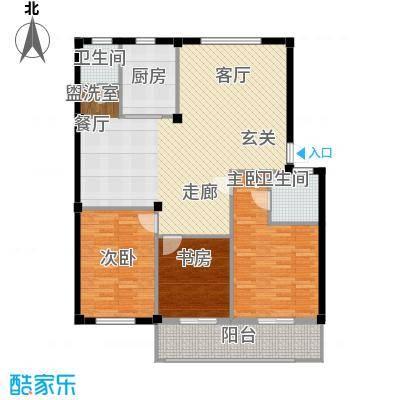山水人家小区119.00㎡普通住宅11面积11900m户型