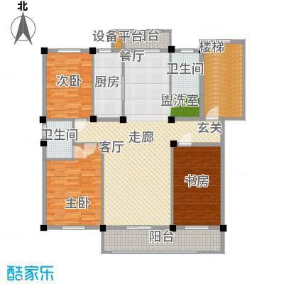 山水人家小区139.00㎡普通住宅13面积13900m户型