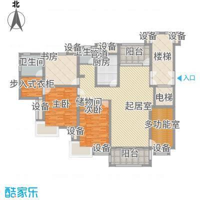丽城旅游小区122.00㎡面积12200m户型